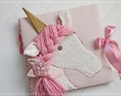 Unicorn Album for Julie