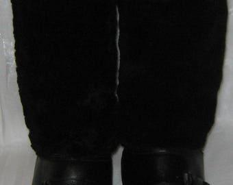 Soviet Russian Army boots unty size 41 (EU 42, US 8.5)