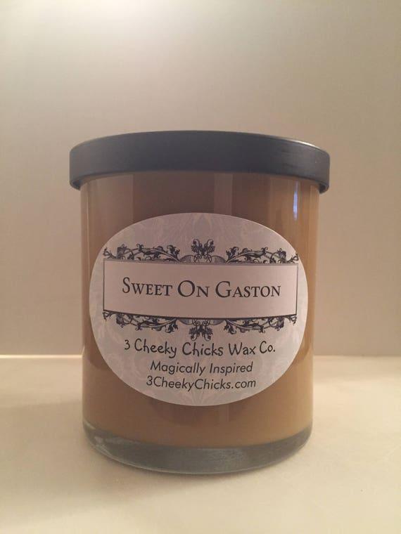 Sweet On Gaston Candle