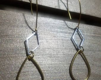 Make me Feel Alive earrings