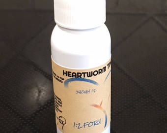 All Natural Heartworm Remedy (1 oz)