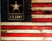 Custom Order - Army Flag