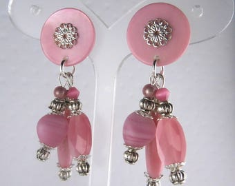 Nina Rose Clip earring