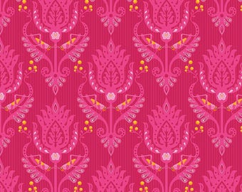 Primavera Fabrics by Riley Blake & Patty Young 3 Color Choices of Damask Pattern C5741