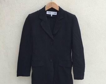 Vintage Cerruti 1881 Blazer/Designer Blazer/Designer Jacket/Made In Hungary/Size 4