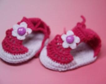 Cotton Baby sandal
