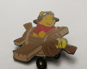 Disney DL Mystery 8 Pooh Plane Pin