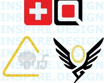 Mercy Patch Decal