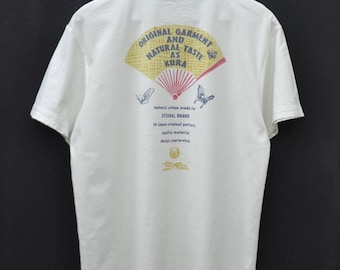 ETERNAL Shirt Vintage 90's Eternal Japan Concept By Eternal Spirits Tee T Shirt Size M