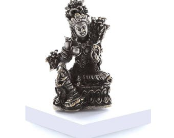 Miniature Brass Tara