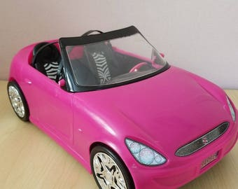 Barbie Convertile Pink Mobile