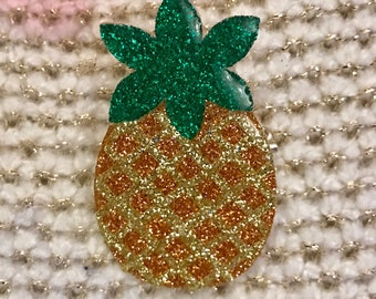 "Brooch ""Pineapple"""