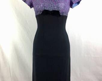 VTG - 50s Wiggle Dress
