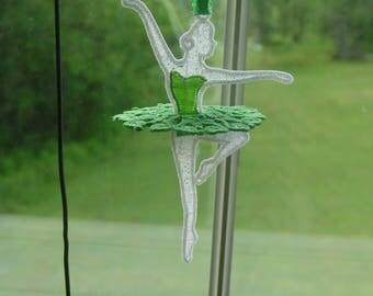 Lace Ballerina Ornament