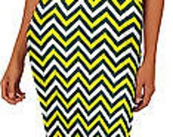 ProSphere Women's Le Moyne College Chevron Dress (LC)