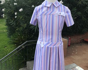 Vintage Reproduction School Dress