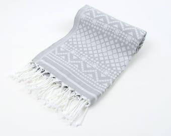 SALE 50%OFF! NAXOS Turkish Towel - For Beach, Bath and Yoga