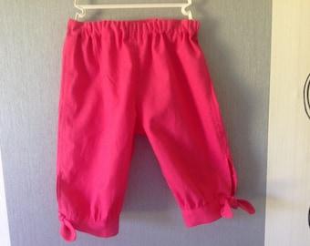 Knicker pants pink