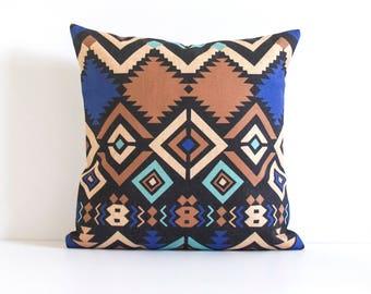 Boho Pillow Cover, Bohemia Pattern Pillow Cover, Pillow Covers, Throw Pillows, Decorative Pillow Cover, Boho Cushion, Aztec Cushion covers,