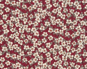 Ffion C Liberty of London Fabric - Tana Lawn Cotton - Floral - Flower