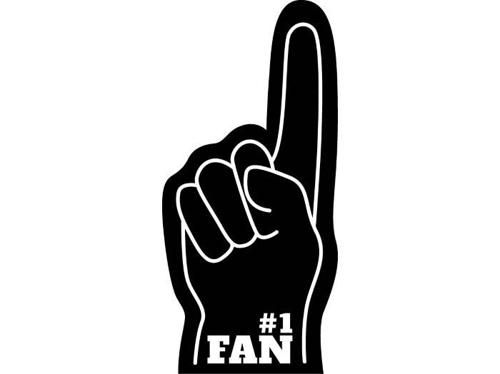 sports fan clipart. this is a digital file sports fan clipart t