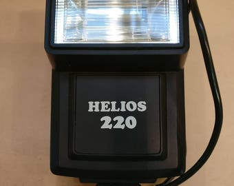 Helios 220 Flash unit, flashgun