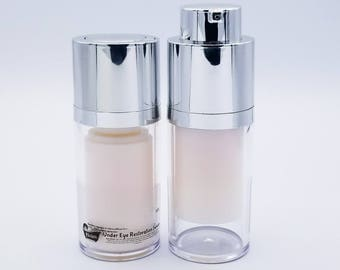 Under eye skin renewal restoration serum