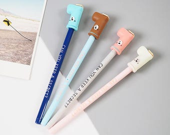 Cute Rain Boots Pens - Gel Pen, Ink Pen, Stationery
