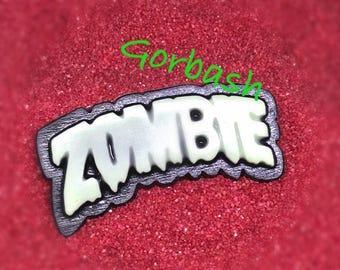 Zombie Pin GLOWS