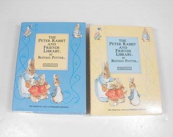 Peter Rabbit and Friends Library  (1220)