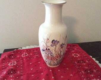 Iris Vase - Japan