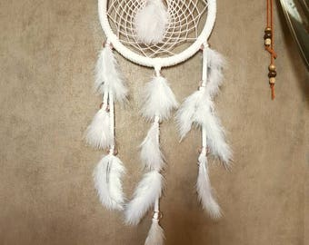 Dream Catcher - Baby Girl - Baby Pink - Mobile - Baby Mobile