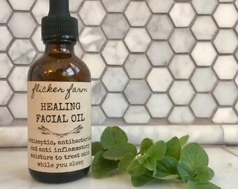 Healing Facial Oil
