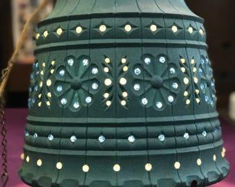 1970's Swag Mid Century Lawnware Lamp Patio Lamp Glamping Camping RV Lamp