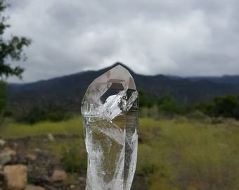 Larger Clear Quartz Point