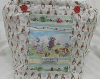 Beatrix Potter Christmas vegan Shoulder Bag