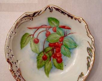 Cherries  Bon Bon dish