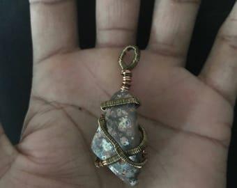 Bronzite Crystal Wrap