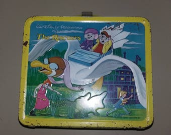1977 Rescuers lunch box