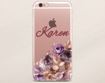 Personalized Case iPhone 7 Plus Case Name iPhone 6s Plus Case iPhone 7 Case Custom iPhone 6 Case Monogram Case Galaxy S7 S6 iPhone 6s Case