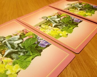 Intuitive Three Card Reading