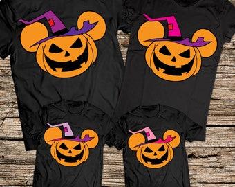 Disney Halloween family shirts, Disney Halloween shirt, Halloween family shirts, Disney family shirts, Halloween shirts, Halloween tshirts