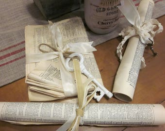 Olde Papers - Paper Decor