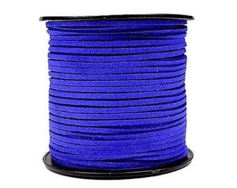 1 meter cord lace wire suede Textile necklace