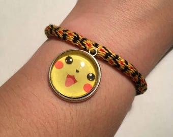 Pikachu Friendship Bracelet