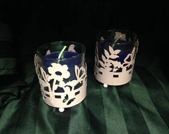 Scented Container Candles