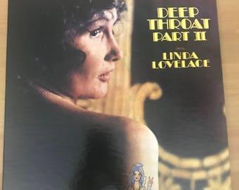 Deep Throat Part II soundtrack LP