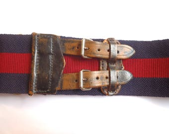 Grenadier Guards Stable Belt - Uniform Belt - Size XLarge - British Army - E535
