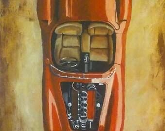 57 Ferrari Spyder