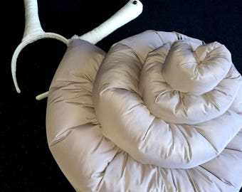 Snail shell adult size - special order for kathlene